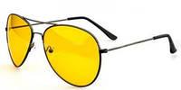 Очки для вождения Vision S желтые светофильтр
