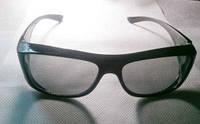 Очки для компьютера и ТВ HD Vision черные