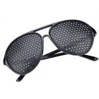Очки для повышения остроты зрения ситцевые