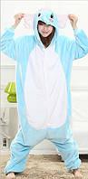 Пижама кигуруми kigurumi костюм Слон М