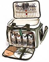 Набор посуды для пикника на 4 персоны Ranger HB4-533