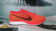 Женские повседневные кроссовки Nike Flyknit Racer Multi-color