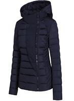 Куртка женская зимняя snowimage g119 черный