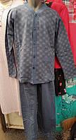 Пижама мужская на байке 83002