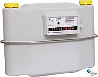 Счетчик газа ELSTER BK G 6T c температурным корректором мембранный  коммунальный «ElsterGroup» (Германия)