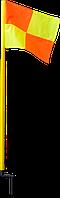 Флаги угловые для футбольного поля Bafeng (комплект 4шт)