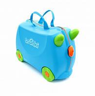 Чемодан детский на колесах Terrance Trunki