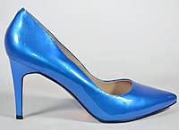Классические туфли женские Magnori яркие стильные
