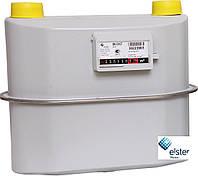 Счетчик газа ELSTER BK-G 16T c температурным корректором мембранный коммунальный «ElsterGroup» (Германия) Dn40