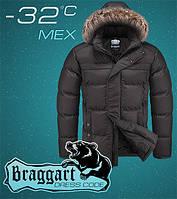 Теплая куртка мужская Braggart качественного немецкого пошива