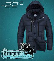 Мужская удобная красивая куртка зимняя