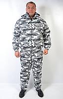 Зимний костюм для охраны, охоты и рыбалки, утепленный - 92-26