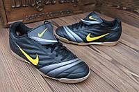 Мужские футзалки (копы) Nike made in Vietnam 40размер 25,5 см код 275