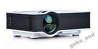 Портативный видео проектор LCD проектор UC40