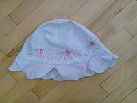 Красивая панамка для малышки 3 лет