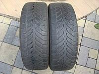 БУ резина зимняя R16 205/60 Bridgestone Blizzak LM-32, шины, пара 2шт.