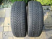 БУ резина зимняя R16 205/60 Vredestein Snowtrac 2, шины, пара 2шт.