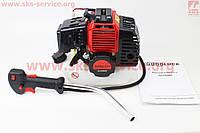 Двигатель  мотокосы GoodLuck GL4300ВС - 4,3кВт с ручкой газа