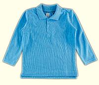 Фуфайка-поло для мальчика ТМ Ля-Ля, лакоста (артикул 3А133, 3В133, 3Б133)