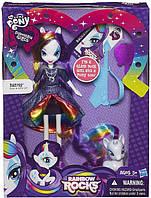 """Кукла Rainbow Rocks """"Девушки Эквестрии"""" Рарити (А3936)"""