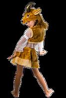 Козочка карнавальный новогодний костюм для девочки