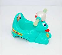 Пластиковый горшок для ребенка Кролик