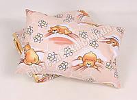 Детское одеяло с подушкой хлопок/шерсть 007