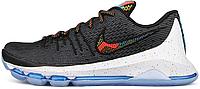 Баскетбольные кроссовки NikeKD 8 (Kevin Durant, найк кевин дюрант) черные