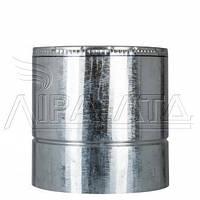 Труба-сэндвич для дымоходов (термо) 0,25 метра 1мм н/оц AISI 321
