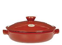 Жаровня (кастрюля для тушения) Emile Henry 3,2 л красная Flame (614593)