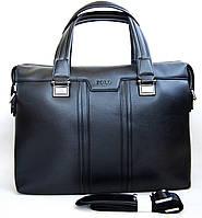 Мужская сумка-портфель POLO 1875 Сумка для документов, работы, учебы. Качественный портфель. КС102