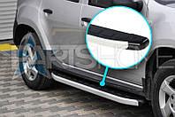 Боковые подножки Chevrolet Captiva (V3)