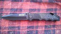 Нож складной Swat Тяжёлый Армейский ножик для ближнего боя