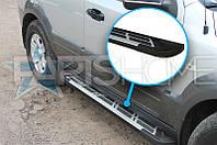 Боковые подножки Chevrolet Captiva (V4)
