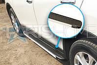 Боковые подножки Chevrolet Captiva (V9)
