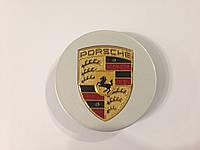 Заглушки колпачки литых дисков Porsche