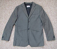 HARRIS TWEED твидовый пиджак блейзер ОРИГИНАЛ (М)