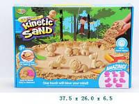 Игра живой кинетический песок BD3003 (HWA1053185) 8 пасочек в наб.  в кор. 37,5*26*6,5 см