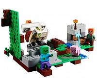 """Конструктор Minecraft 79280 """"Железный голем"""", 220 детали"""