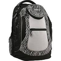 Рюкзак Kite 804 Take'n'Go-2 K15-804-2L черный с отделением для ноутбука школьный детский для мальчиков
