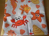 Лоскут ткани №204а размером 40*55 см