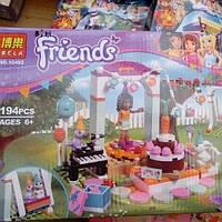 Детский конструктор для девочек Френдс 10492