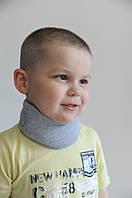 Фиксатор шеи детский (шина на шею). Размер 1,2,3