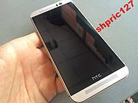 HTC One M9 как новый из Европы (280$) gold-silver