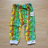 Ползунки-штанишки на резинке 56/62 см  зеленый