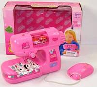 Детская игрушечная швейная машинка 1803