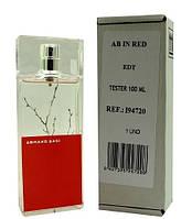 Туалетная вода - тестер Armand Basi In Red (Арманд Баси Ин Ред) 100 мл