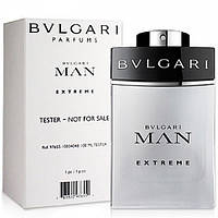 Туалетная вода - тестер Bvlgari Man Extreme (Булгари Мэн Экстрим), 100 мл
