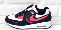 Кроссовки Nike Air Max 87 (Pink & Black)
