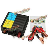 300w чисто инвертор волны синуса силы автомобиля зарядное устройство адаптер 12В постоянного тока до 220 В переменного тока